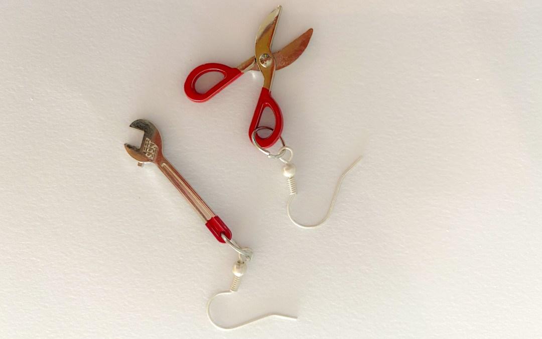 Ryli's Tool Earrings