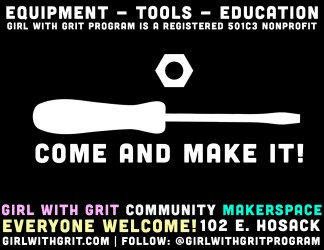 Community Makerspace!